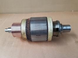 Bosch anker 24 Volt 10 KW incl koppeling
