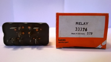Bosch 0 332 514 106 Lucas 33376
